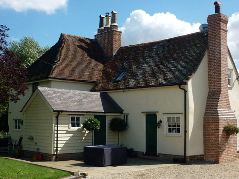 Great Nunty's Farmhouse