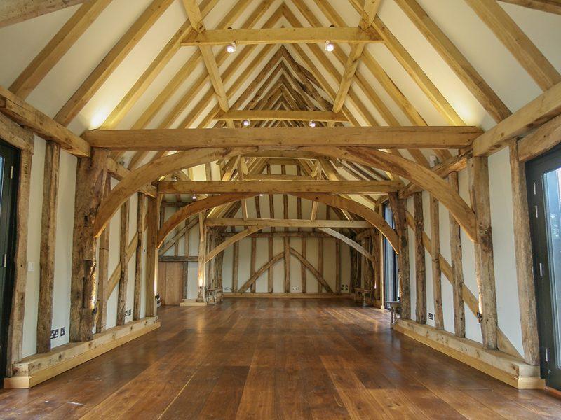Swaynes Hall Barn